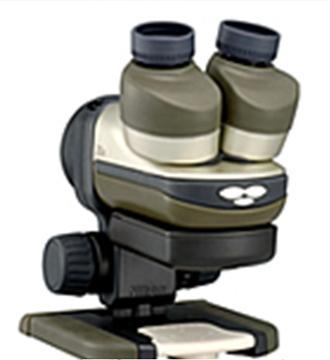 携帯用実態顕微鏡